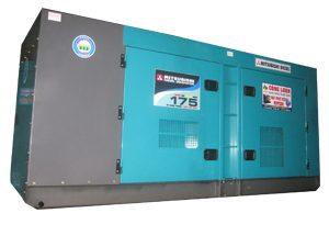máy phát điện mitsubishi 175kva mới